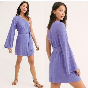 Free People Eyein' This Mini Dress